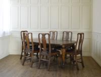 イギリスアンティークのウィンドアウトテーブル