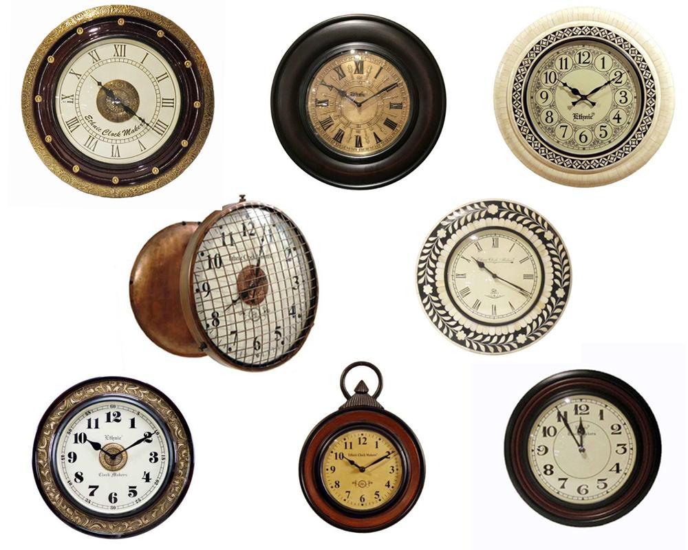 インドのハンドメイド時計