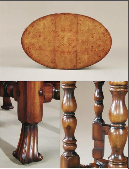 バラフライテーブル