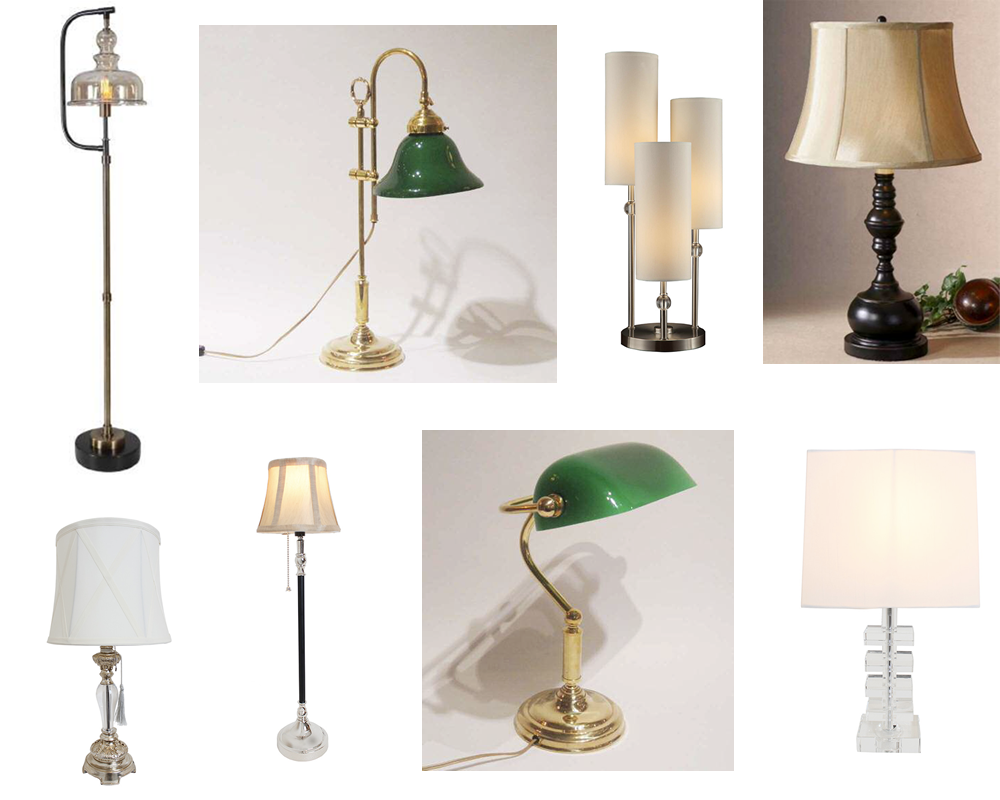 ランプ各種の紹介