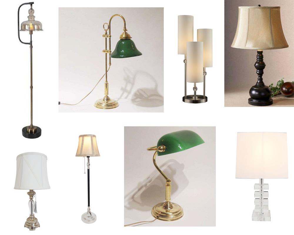 新入荷ランプ各種の紹介